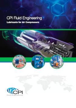 Air Compressor Lubricants │ CPI Fluid Engineering
